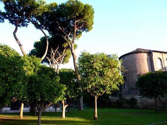 81 Il Giardino degli Aranci - The Garden of Oranges