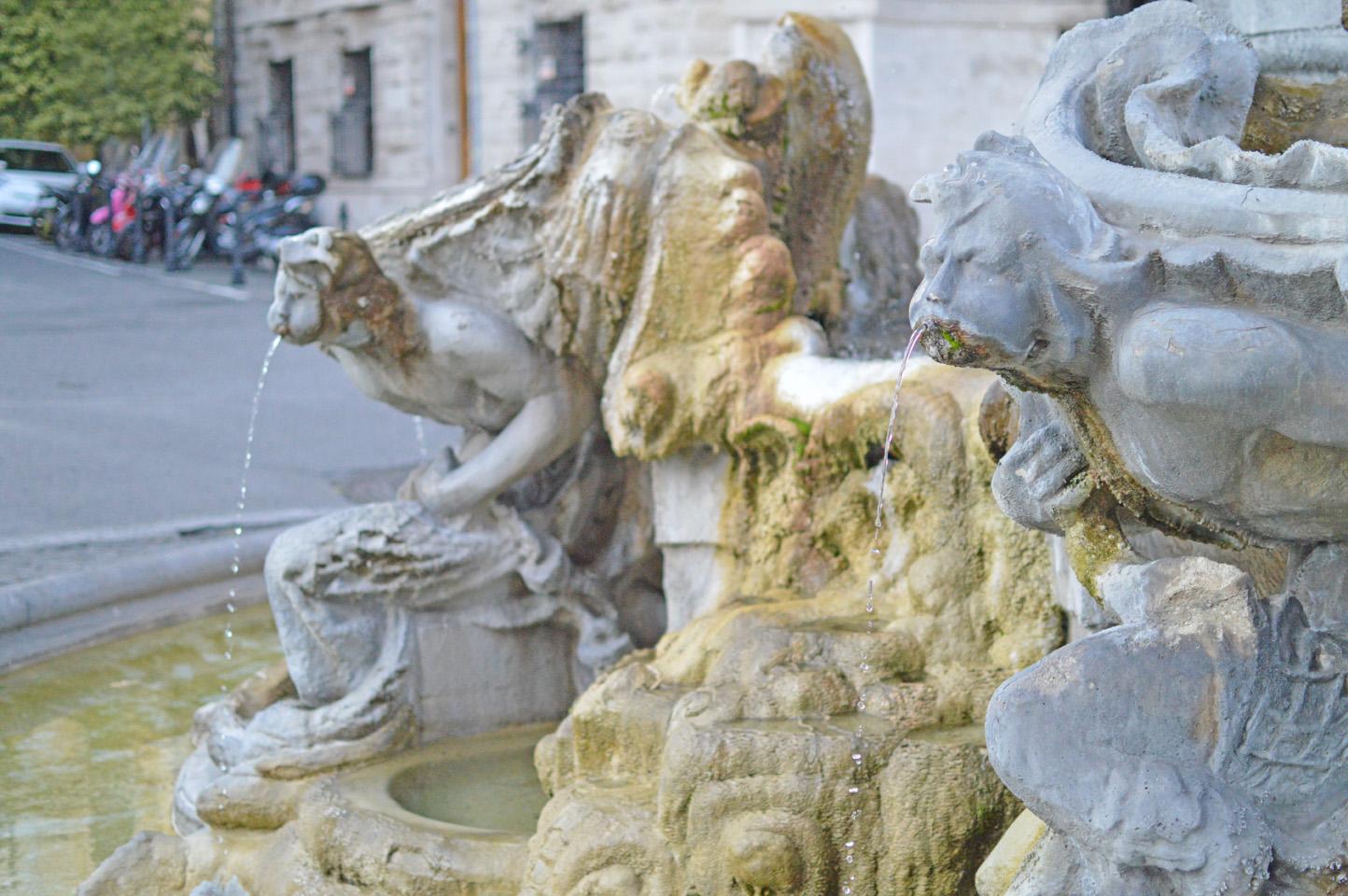 15 Fairy tale in Rome - Coppedè