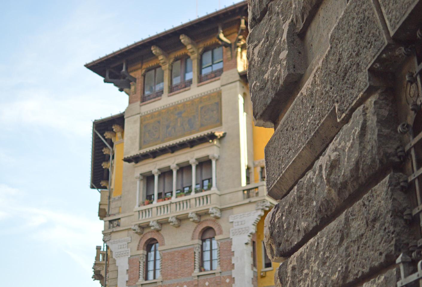 17 Fairy tale in Rome - Coppedè