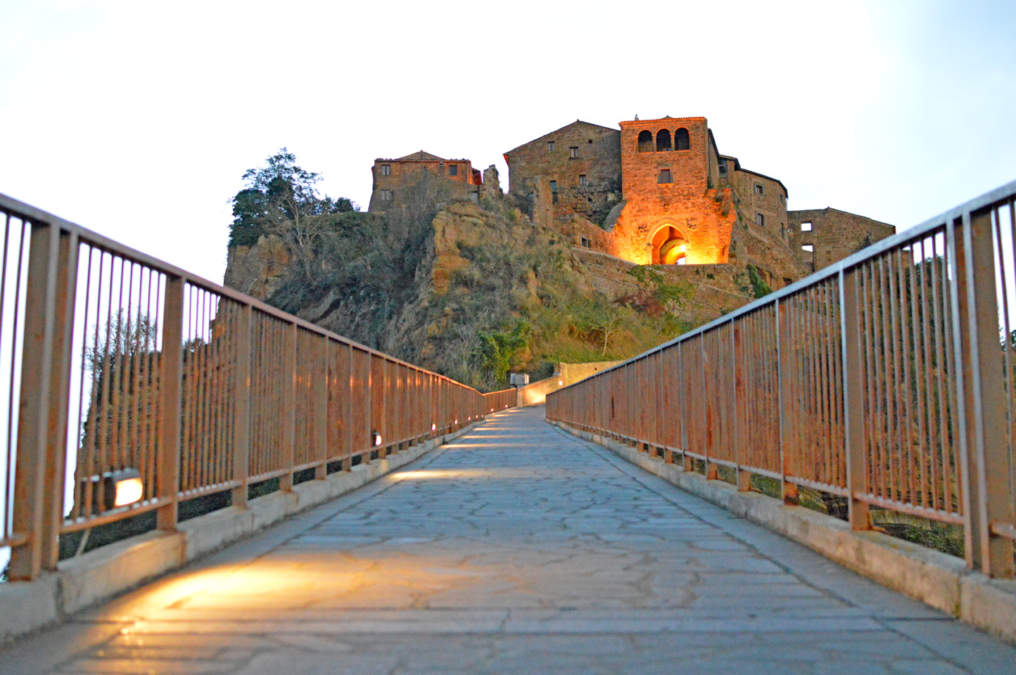"210 #WhereToGo: Civita di Bagnoregio (""The dying city"")"