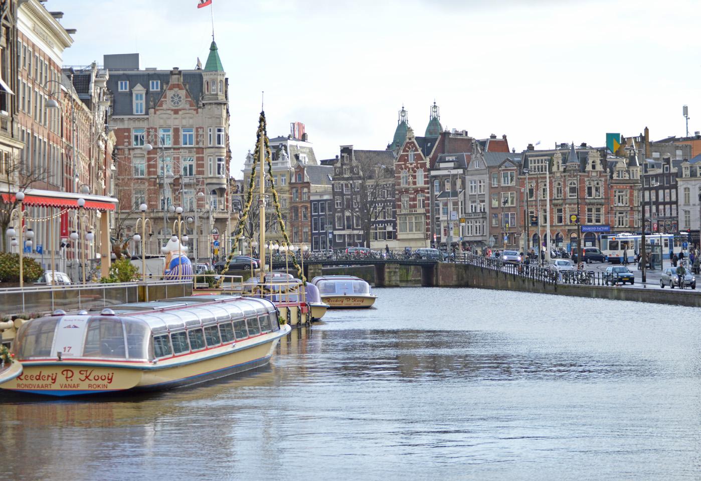 116 Amsterdam & Rotterdam