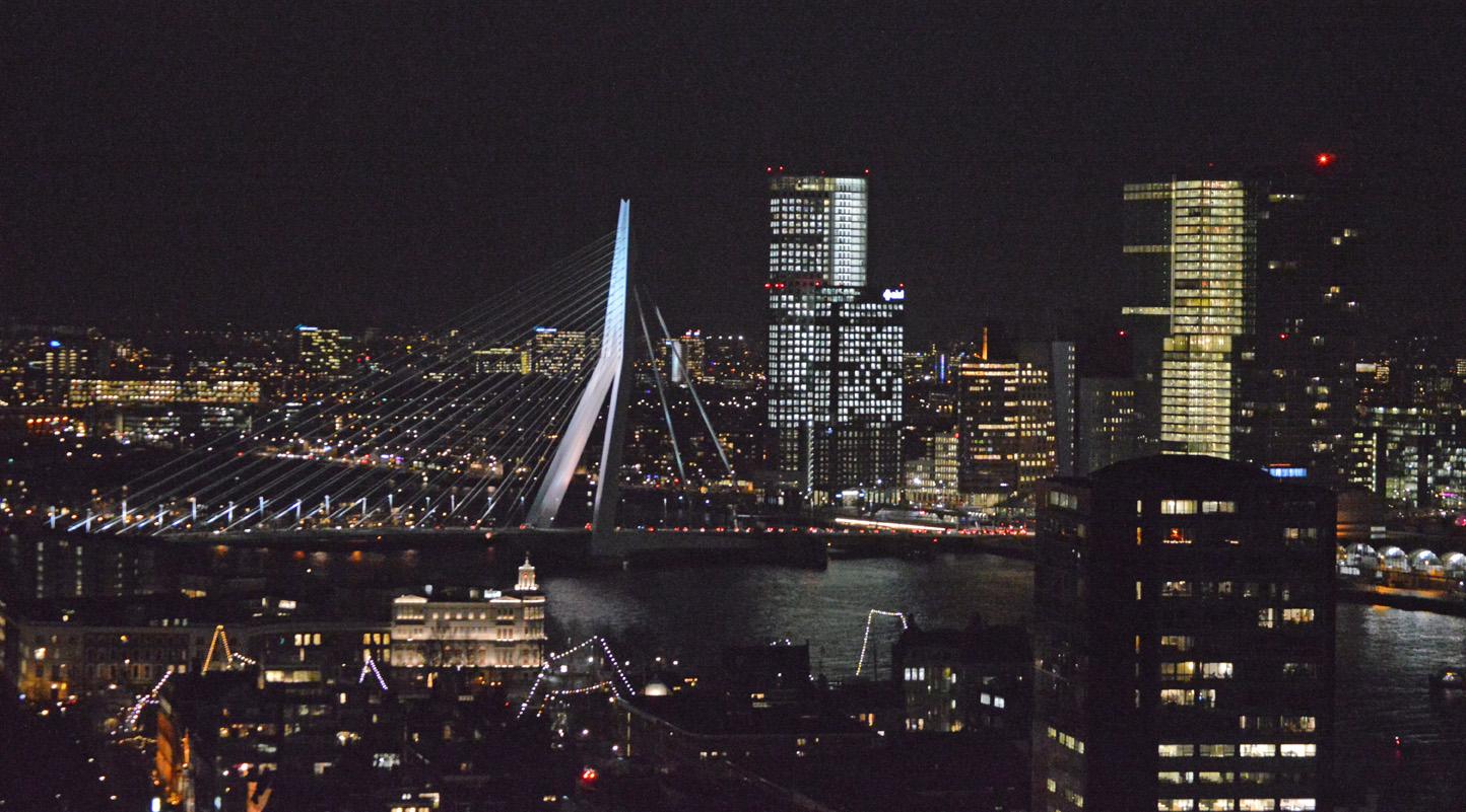 163 Amsterdam & Rotterdam