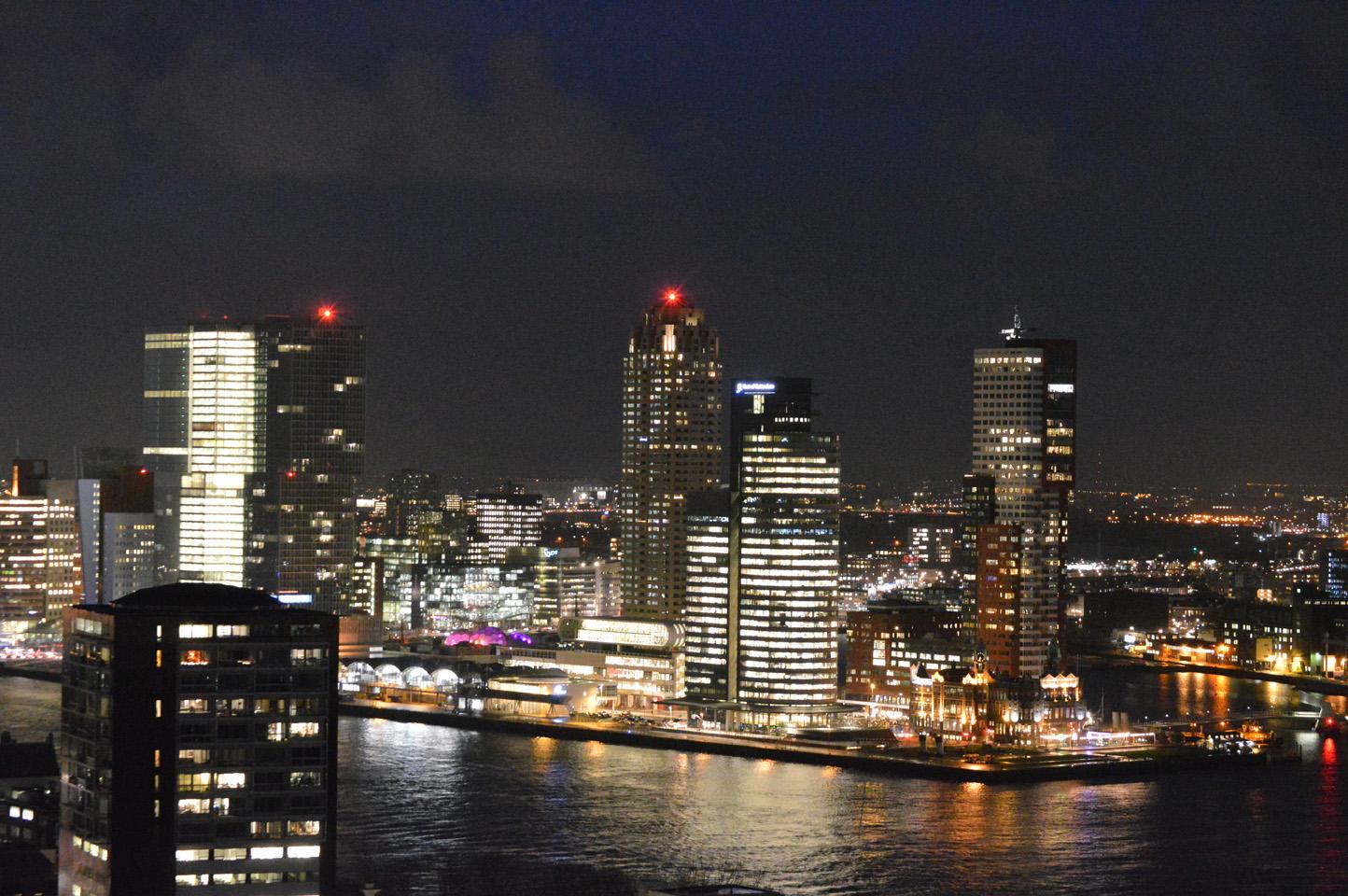 38 Amsterdam & Rotterdam