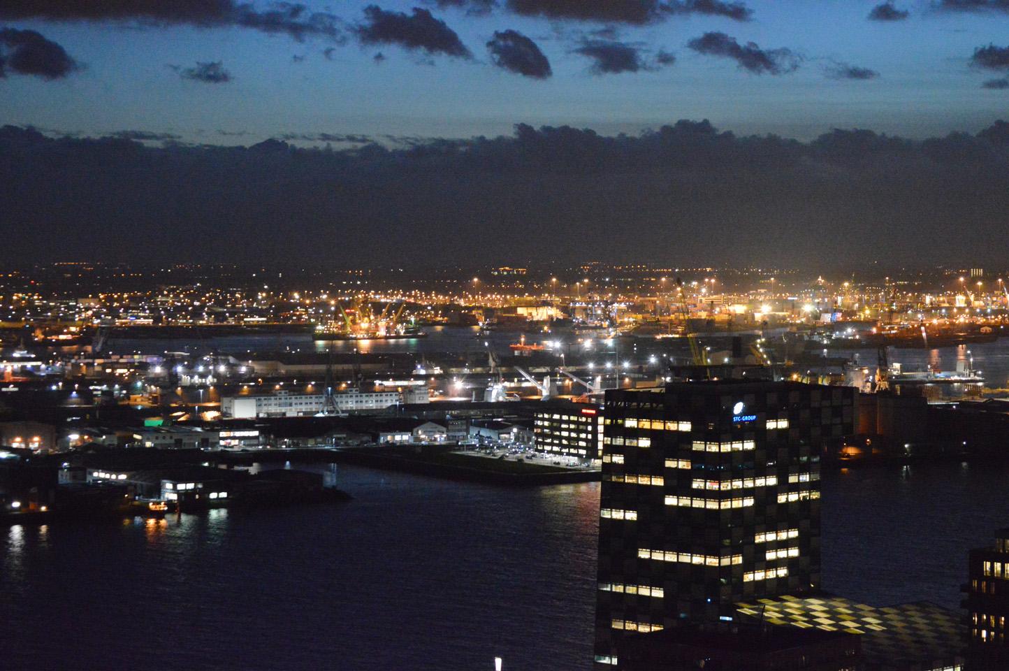 410 Amsterdam & Rotterdam