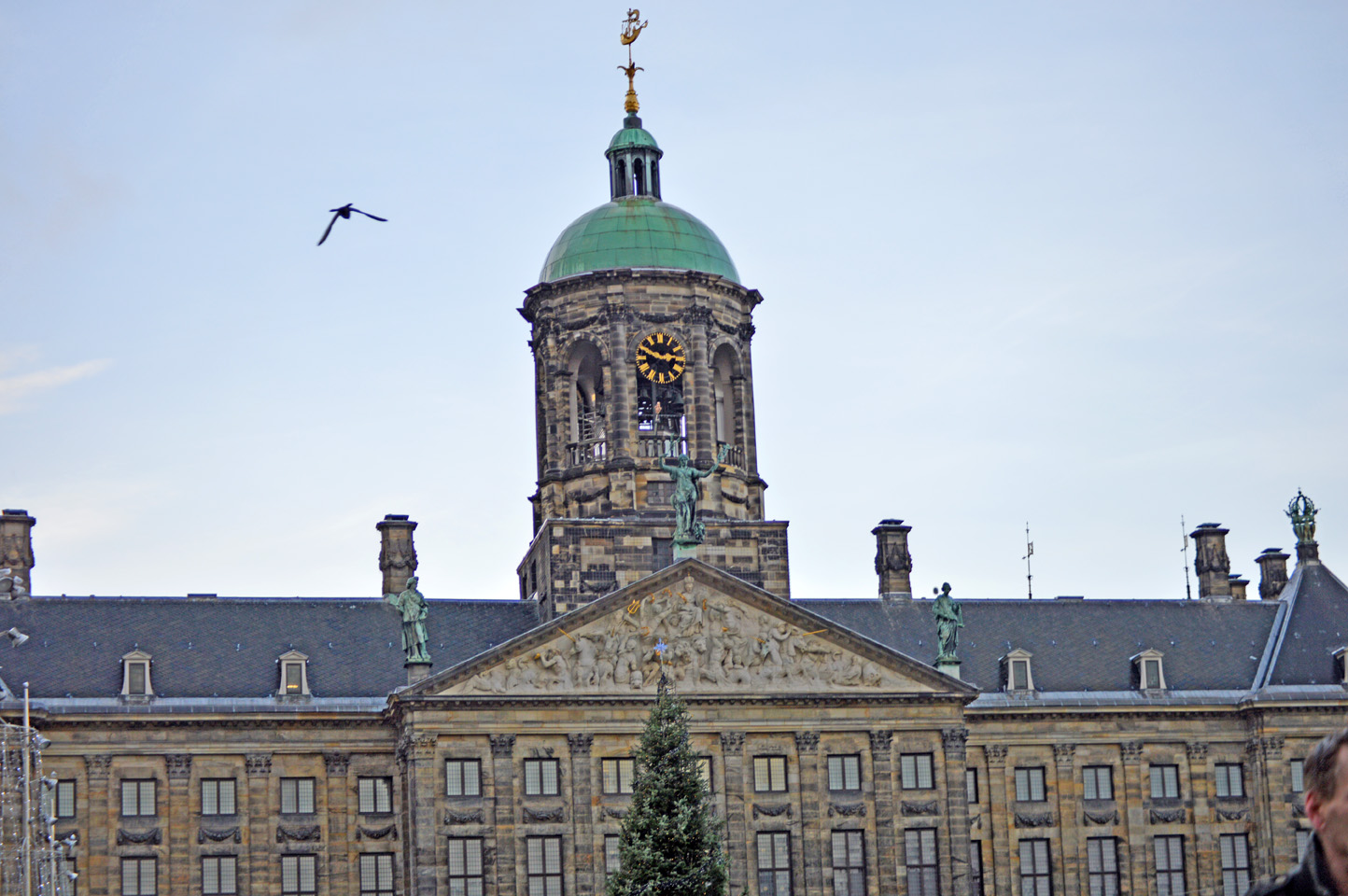 96 Amsterdam & Rotterdam