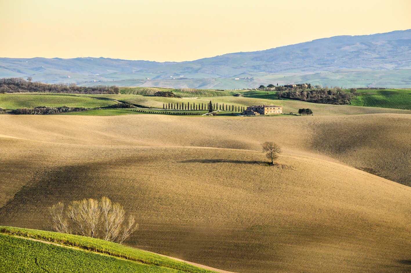 114 #WhereToGo : Val d'Orcia in Tuscany
