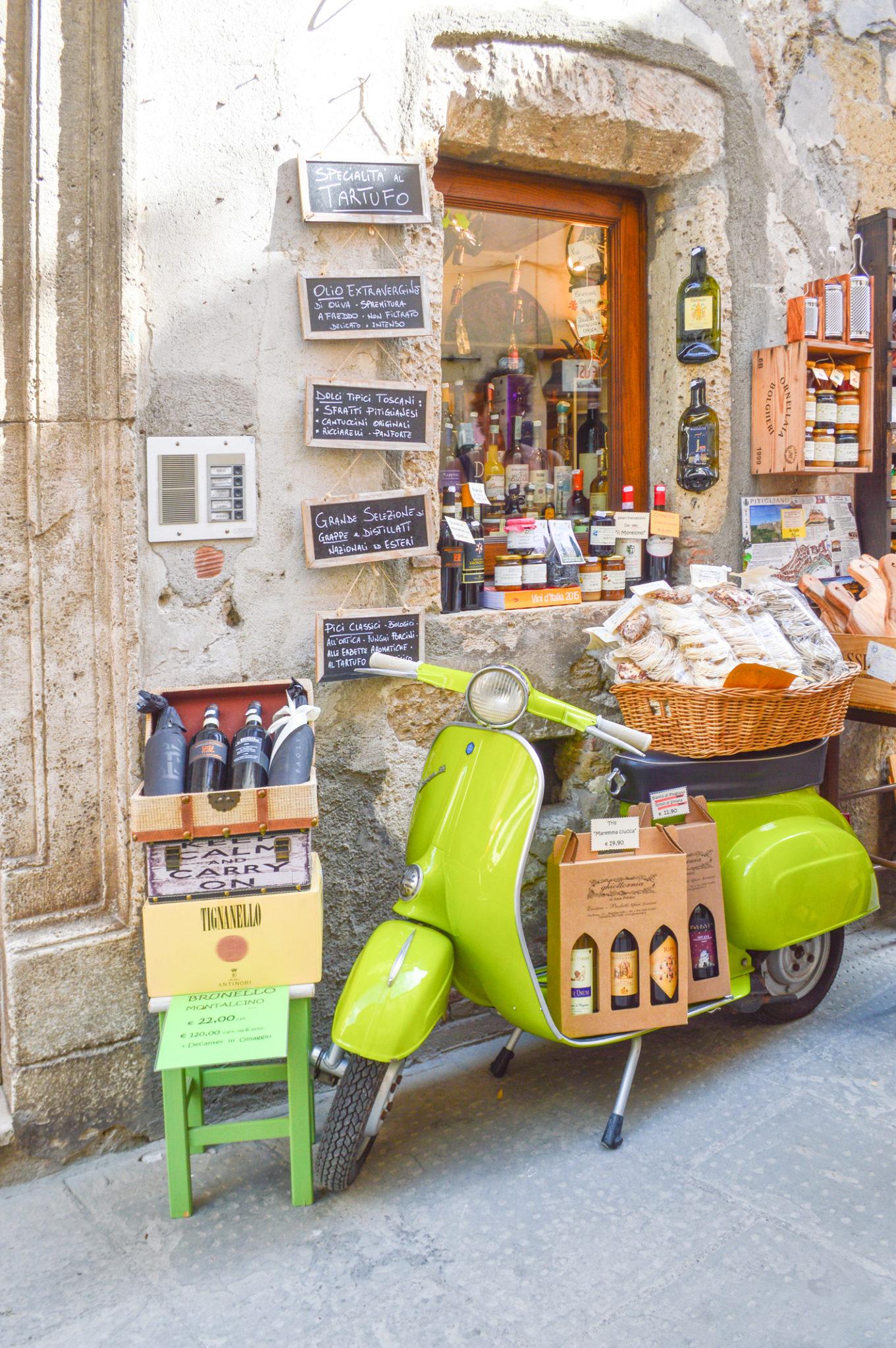 117 #WhereToGo: Pitigliano (Toscana)