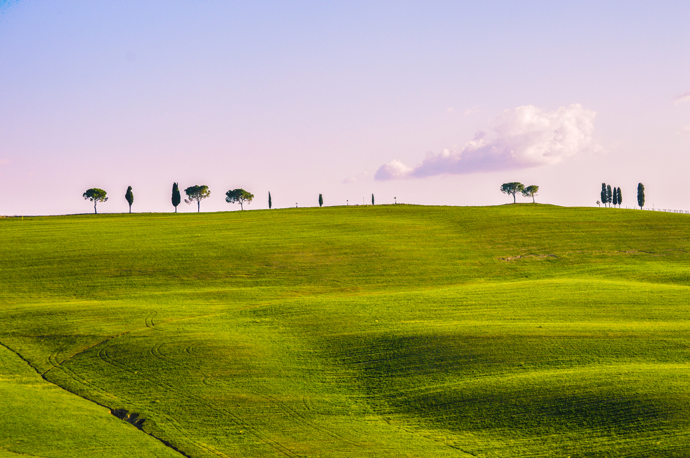 122 #WhereToGo : Val d'Orcia in Tuscany