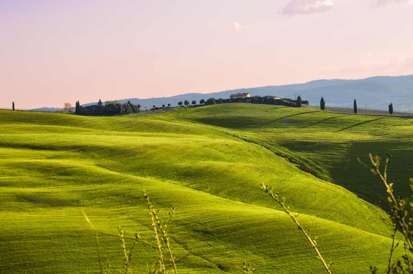 132 #WhereToGo : Val d'Orcia in Tuscany