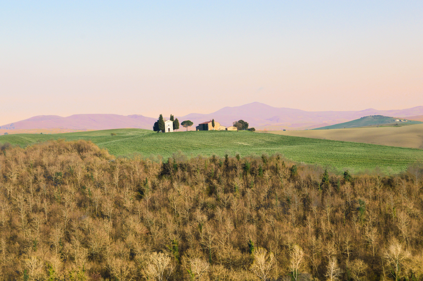 19 #WhereToGo : Val d'Orcia in Tuscany