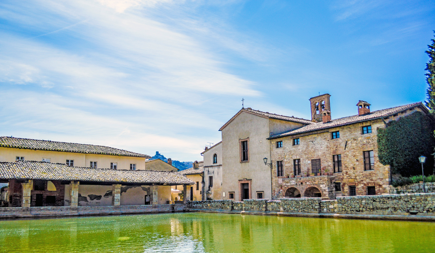 21 #WhereToGo: Bagno Vignoni
