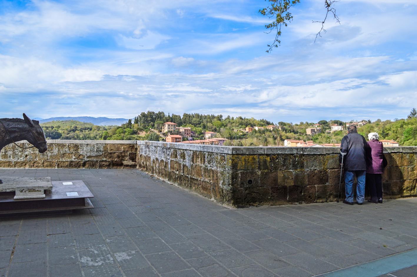 34 #WhereToGo: Pitigliano (Toscana)