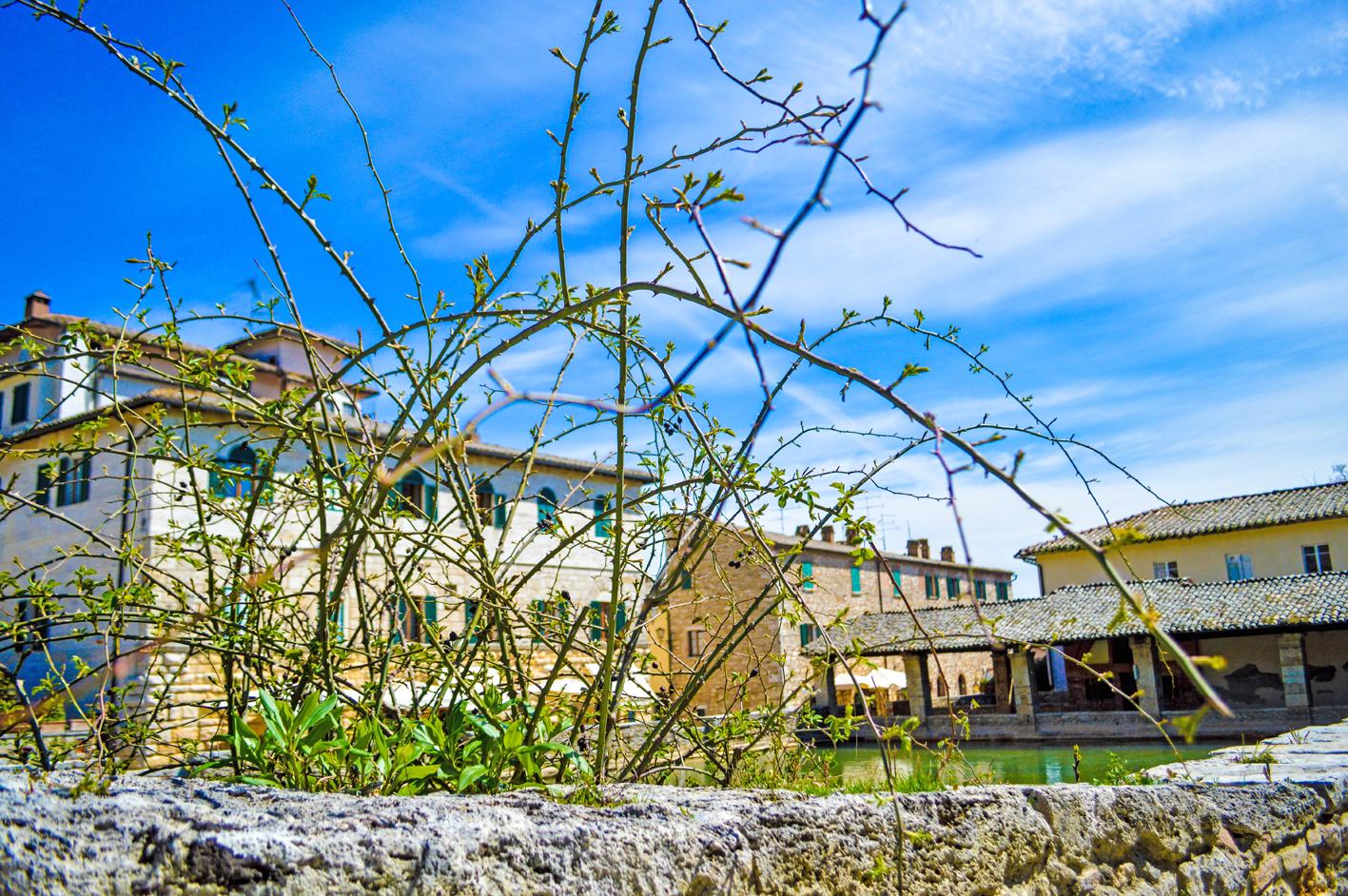 51 #WhereToGo: Bagno Vignoni
