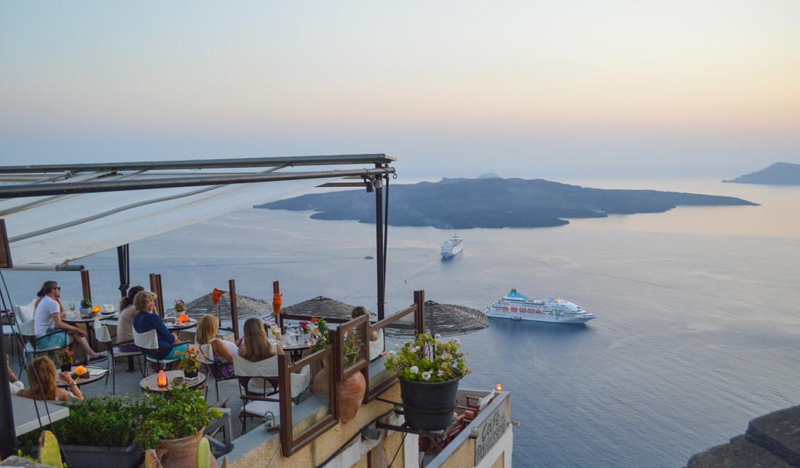 13 Santorini. Travel tips #2