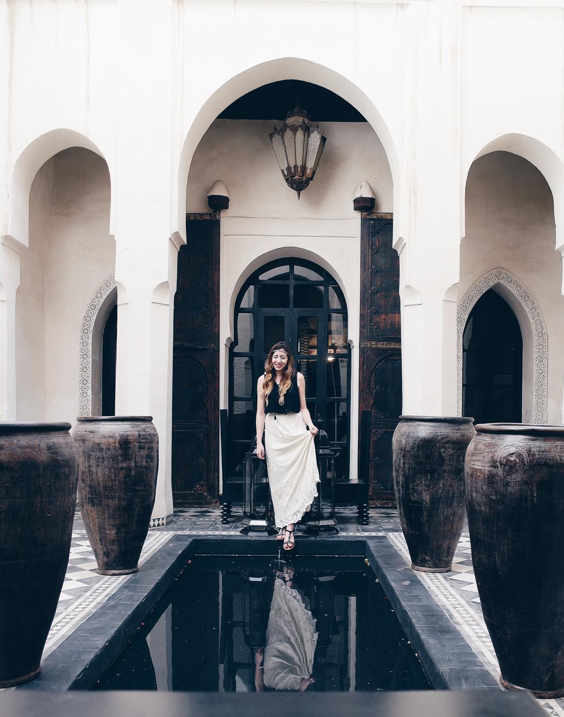 17 My Marrakech experience: Riad Dar Darma.