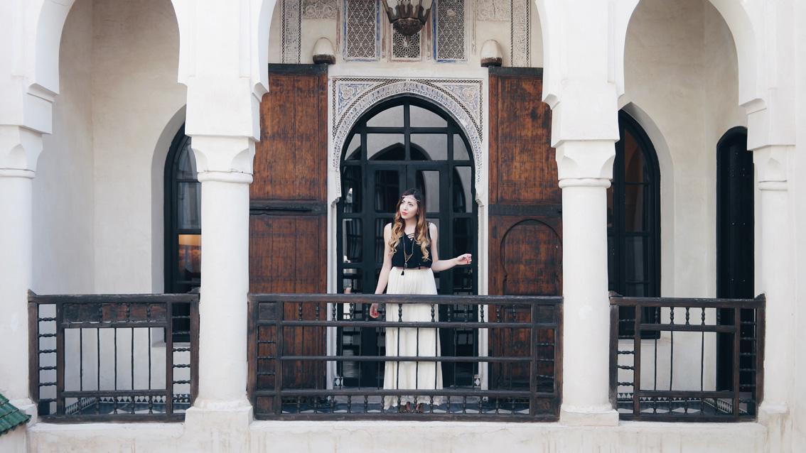 19 My Marrakech experience: Riad Dar Darma.