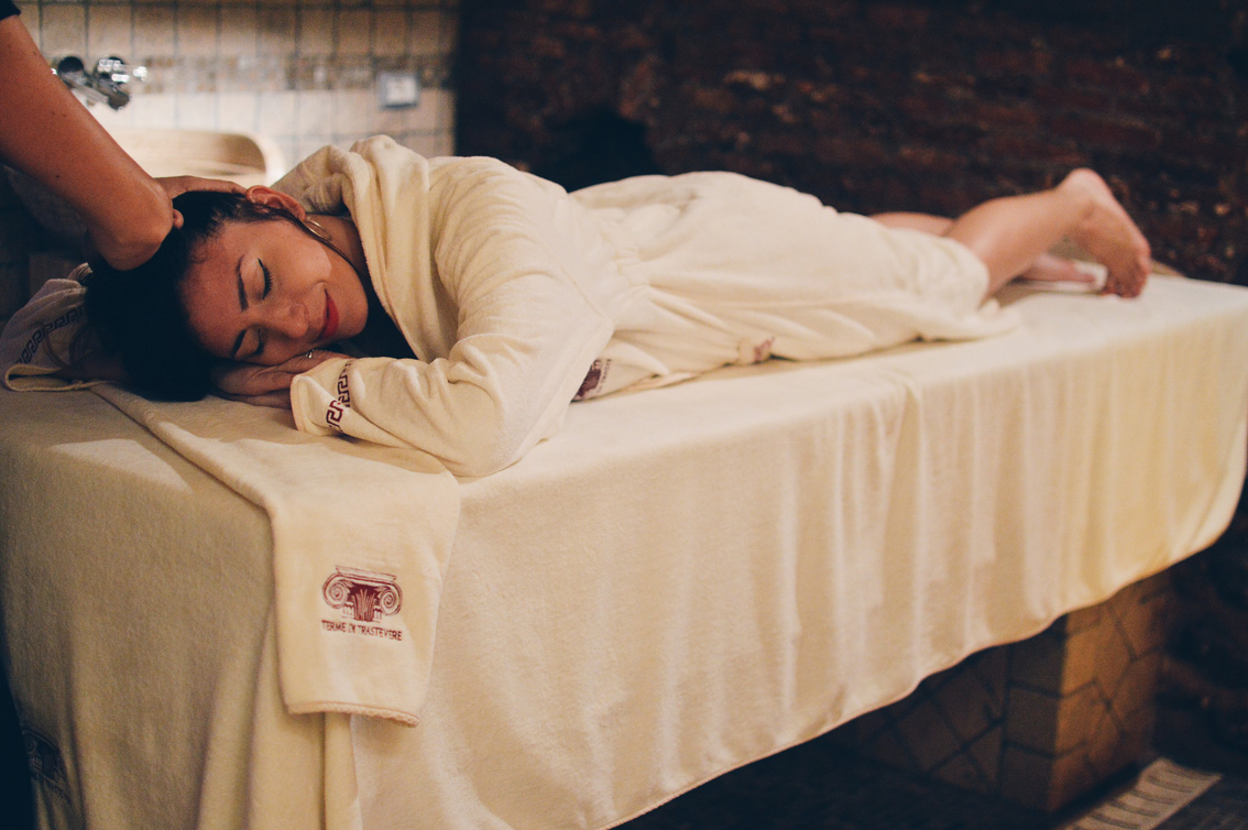 15-1 A Spa experience with Groupon in the heart of Rome.