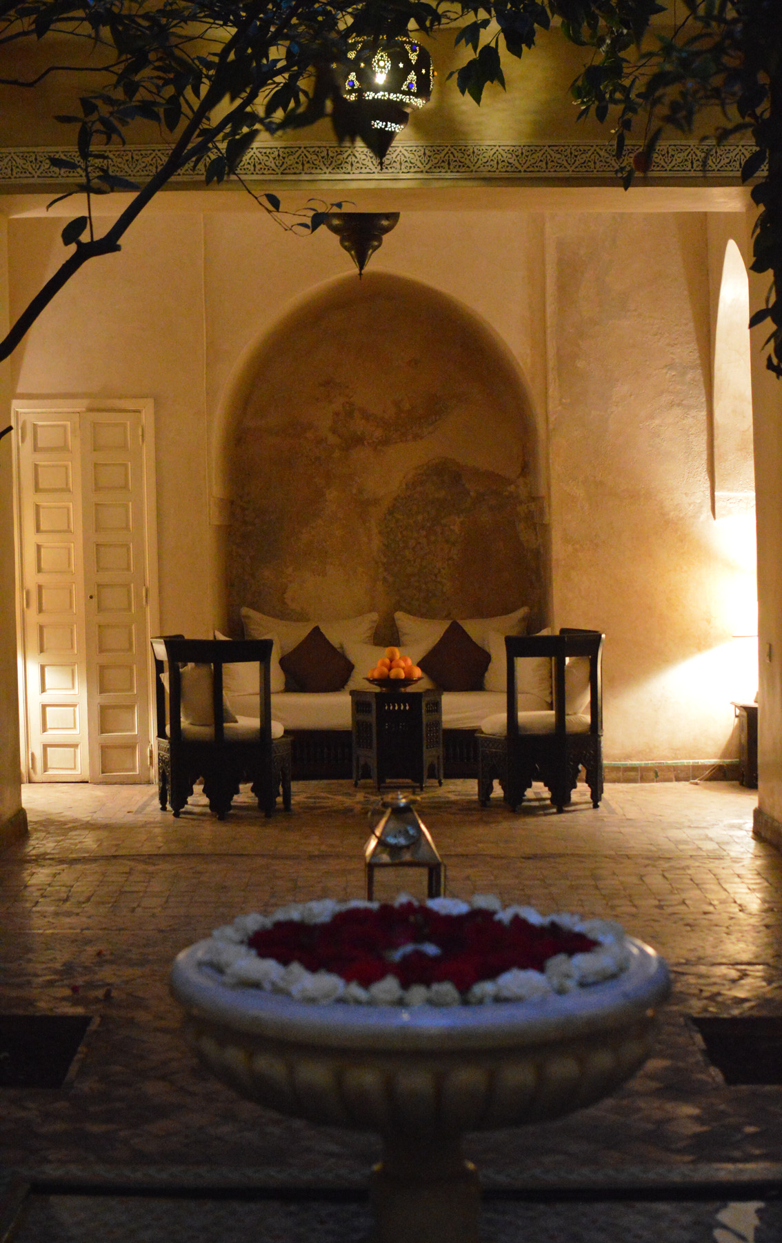 222222 Marrakech travel tips. Dar Les Cigognes.