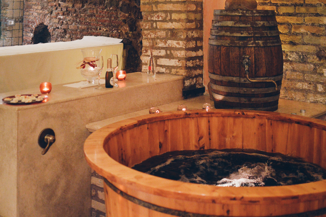 7-1 A Spa experience with Groupon in the heart of Rome.