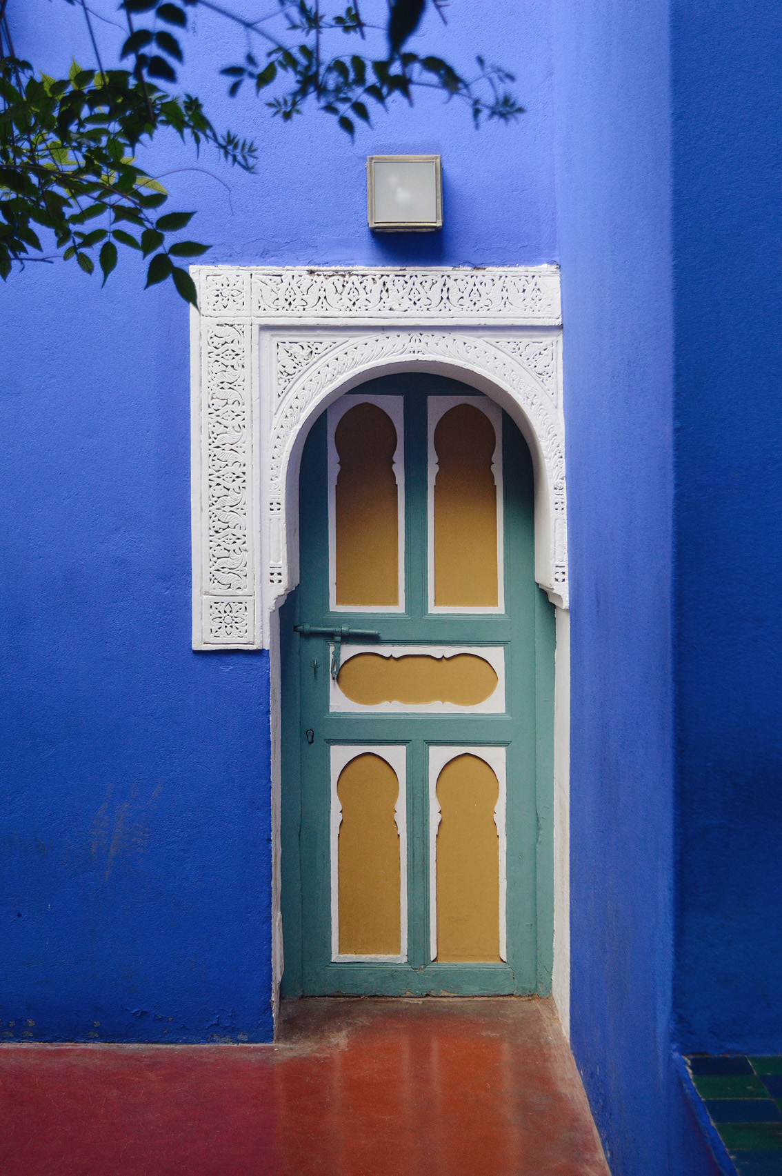 2 Jardin Majorelle - a magical place in Marrakech.