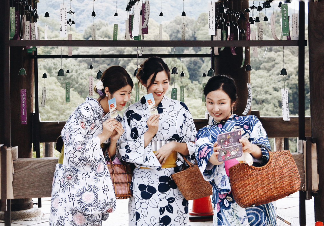 21 #Giappotour with Blueberry Travel: best places to see in Kyoto during a day.