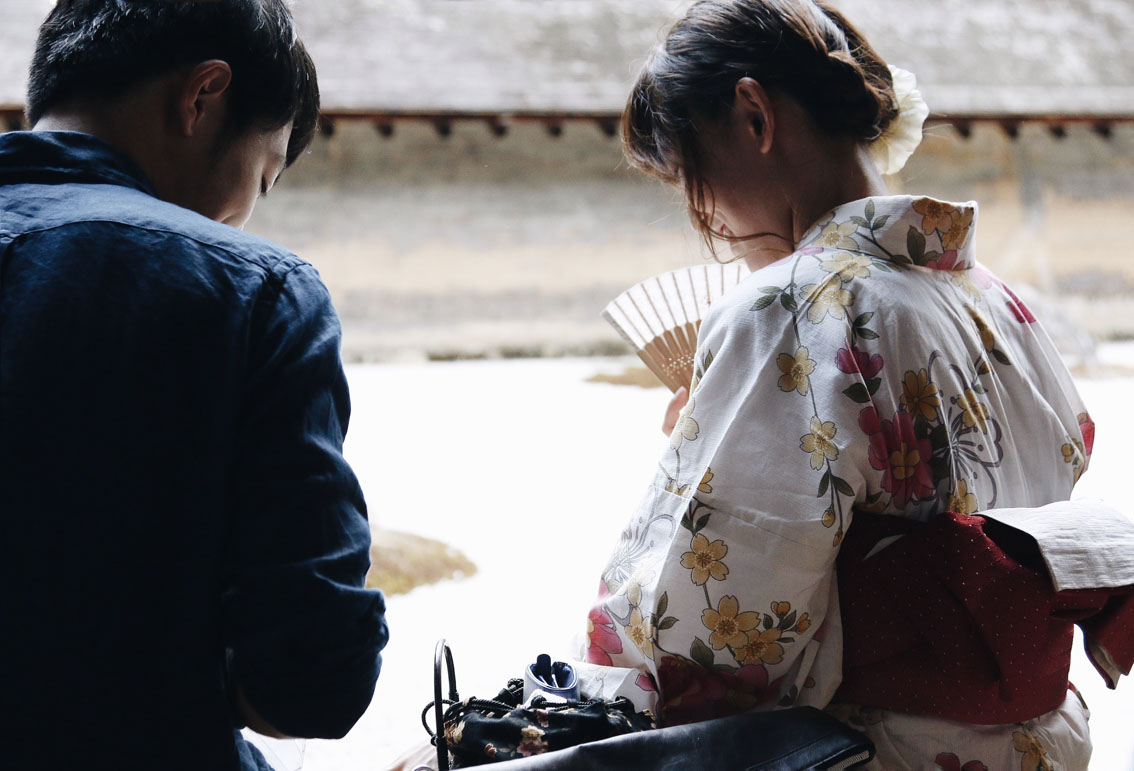 7 #Giappotour with Blueberry Travel: best places to see in Kyoto during a day.