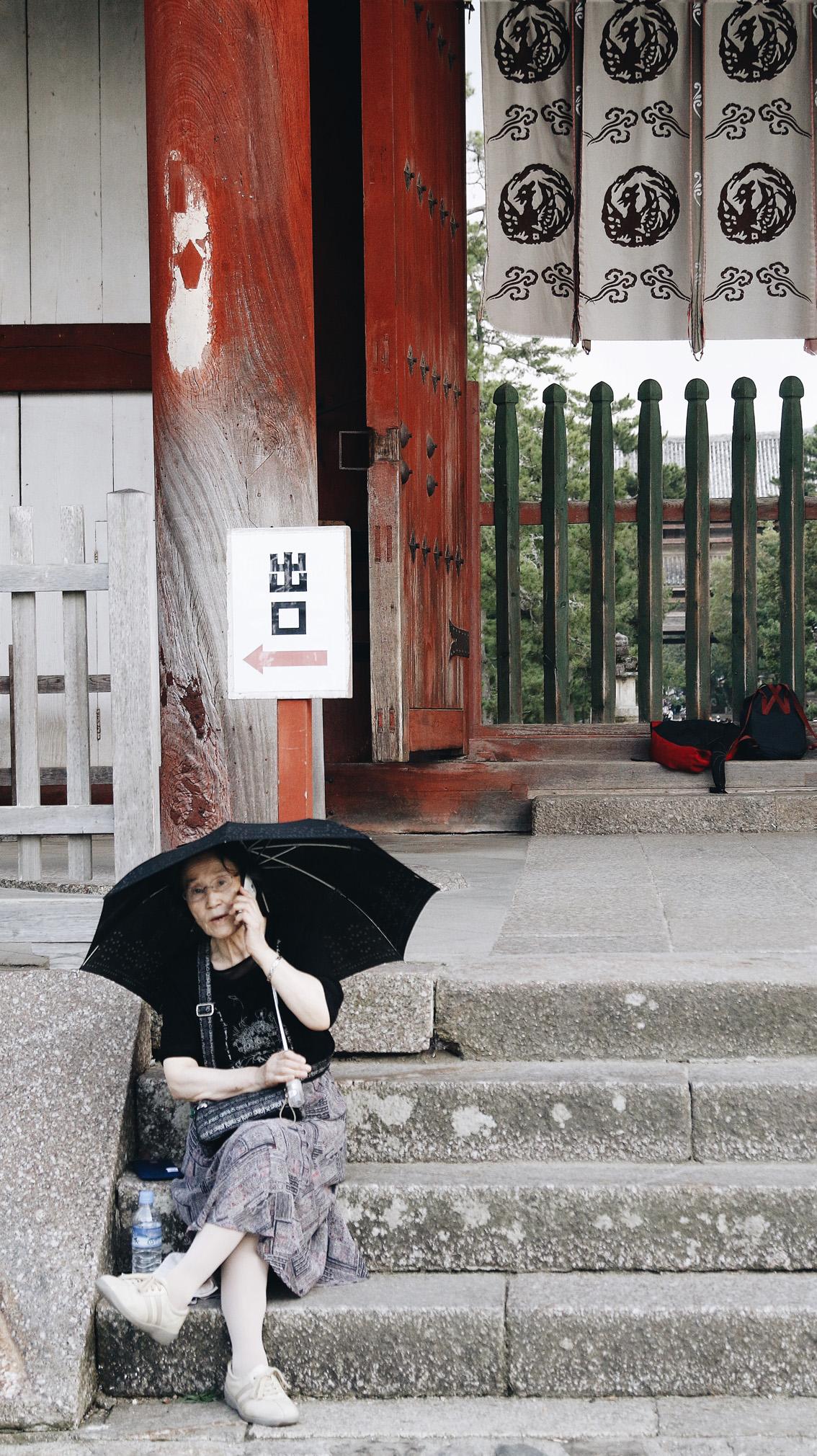 12 #Giappotour with Blueberry Travel day 2: Fushimi Inari & Nara.