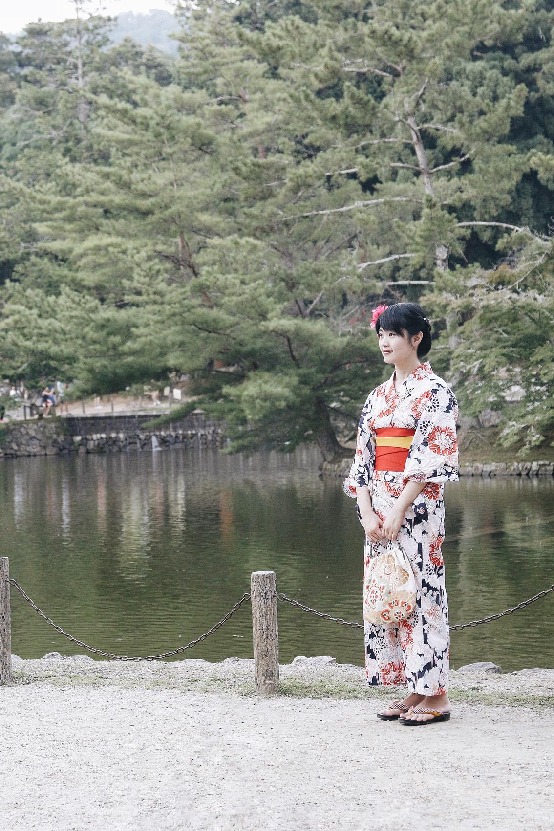 17 #Giappotour with Blueberry Travel day 2: Fushimi Inari & Nara.