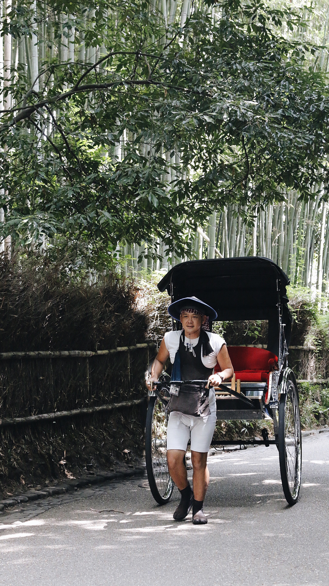 2-4 #Giappotour 4, a magical place : the Bamboo Forest in Arashiyama.
