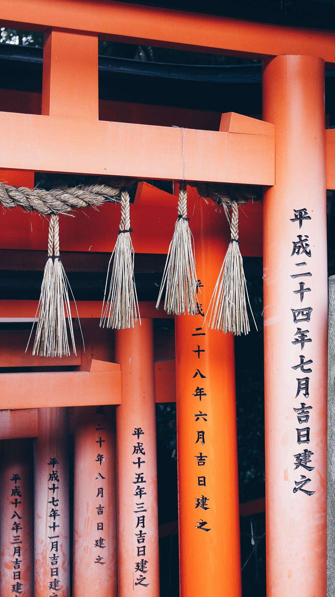 35 #Giappotour with Blueberry Travel day 2: Fushimi Inari & Nara.