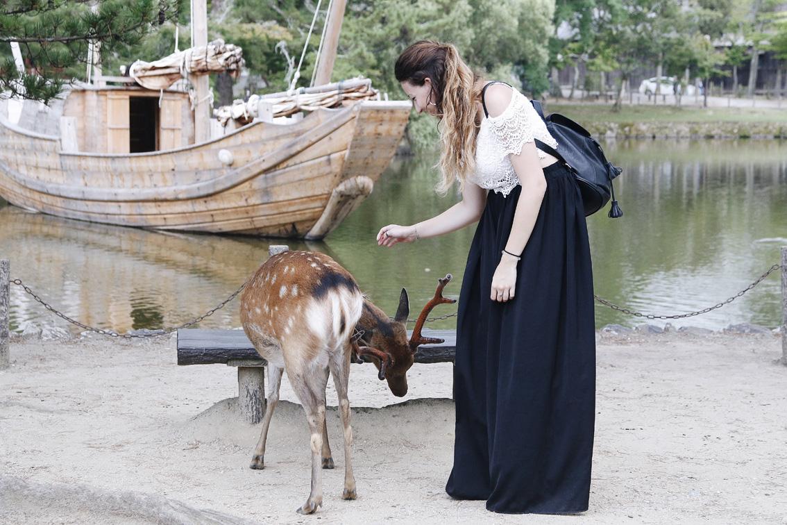 7 #Giappotour with Blueberry Travel day 2: Fushimi Inari & Nara.