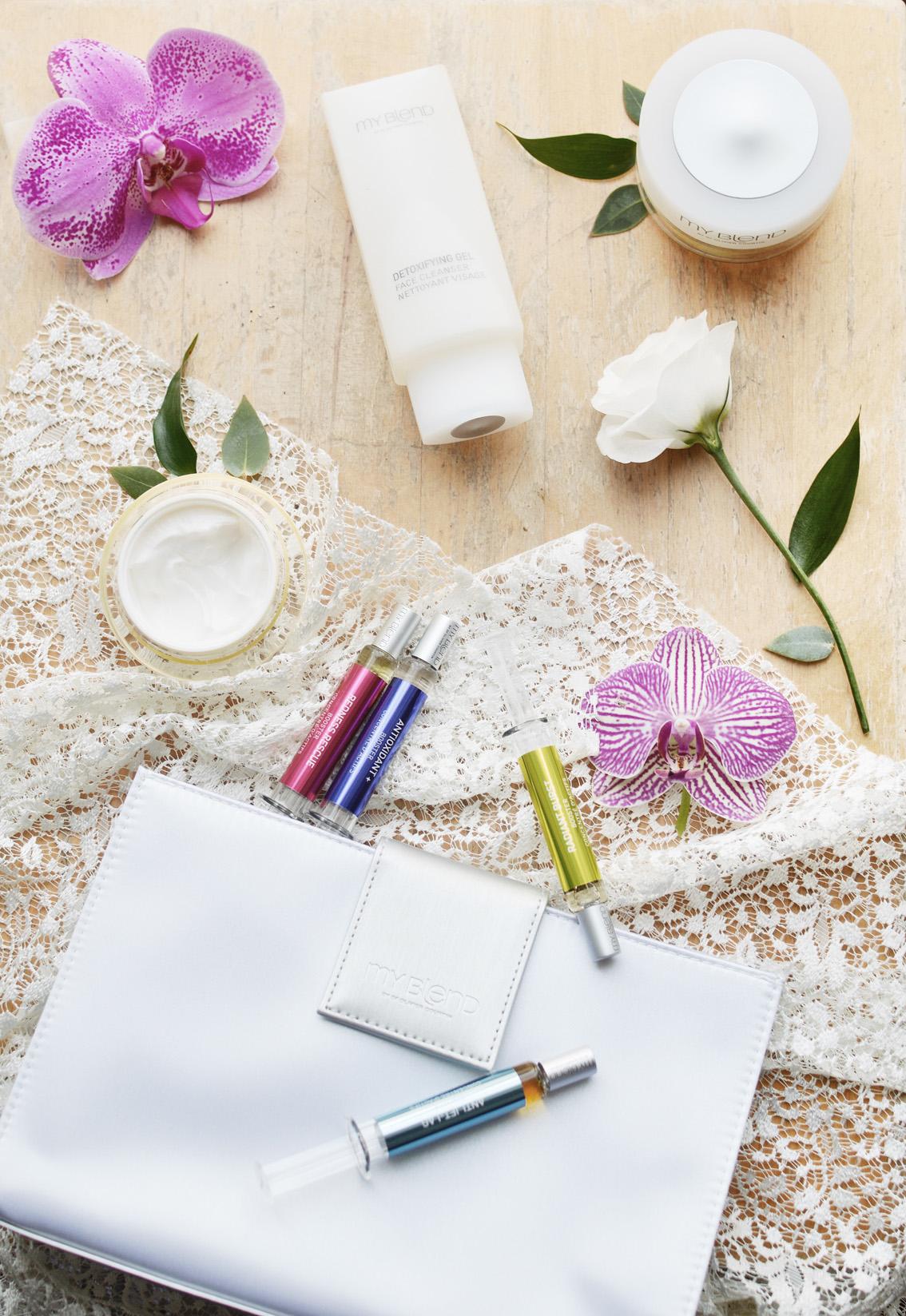 10-3 My Blend- una miscela su misura per la Beauty Routine quotidiana.