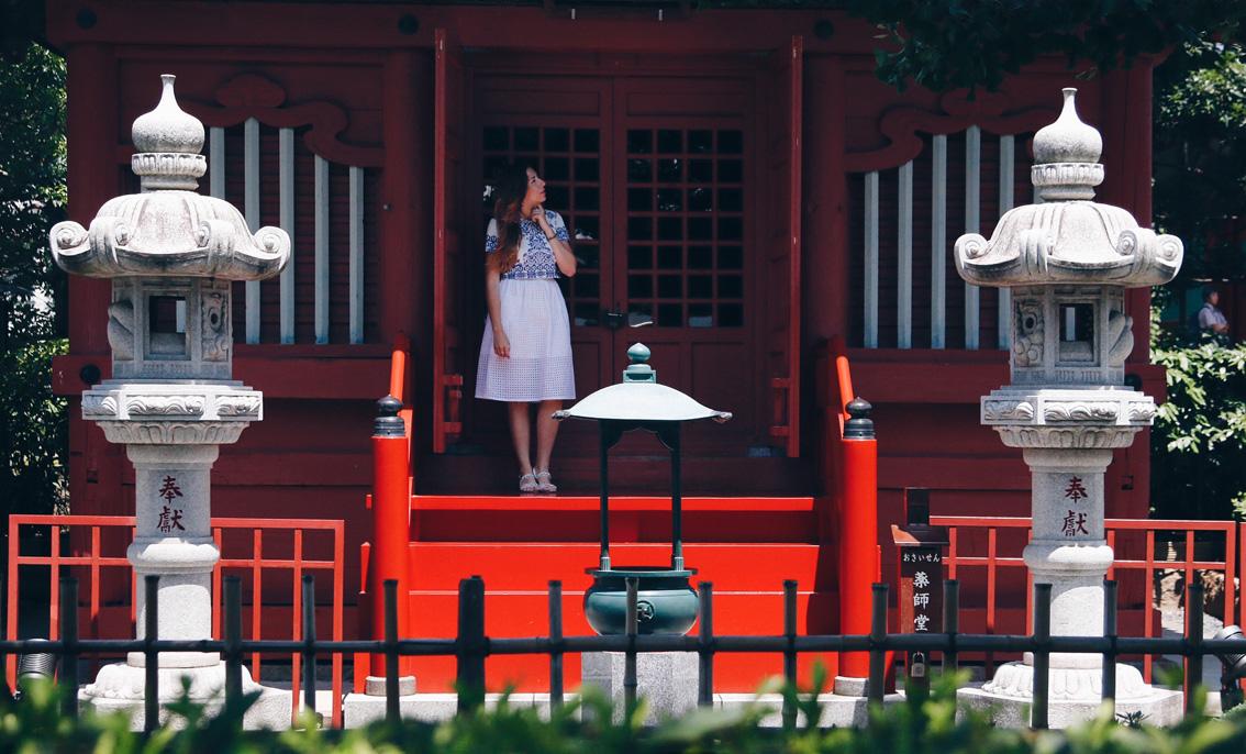 10 Giappotour 5: Tokyo, Sensō-ji Temple & Odaiba.