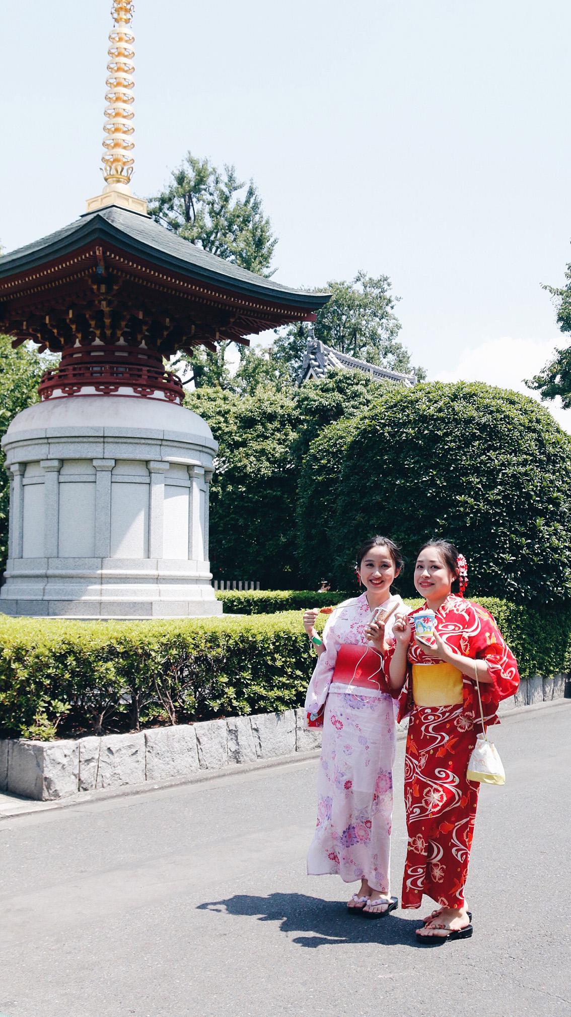 16 Giappotour 5: Tokyo, Sensō-ji Temple & Odaiba.