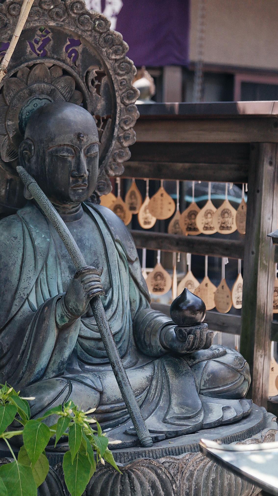 18 Giappotour 5: Tokyo, Sensō-ji Temple & Odaiba.
