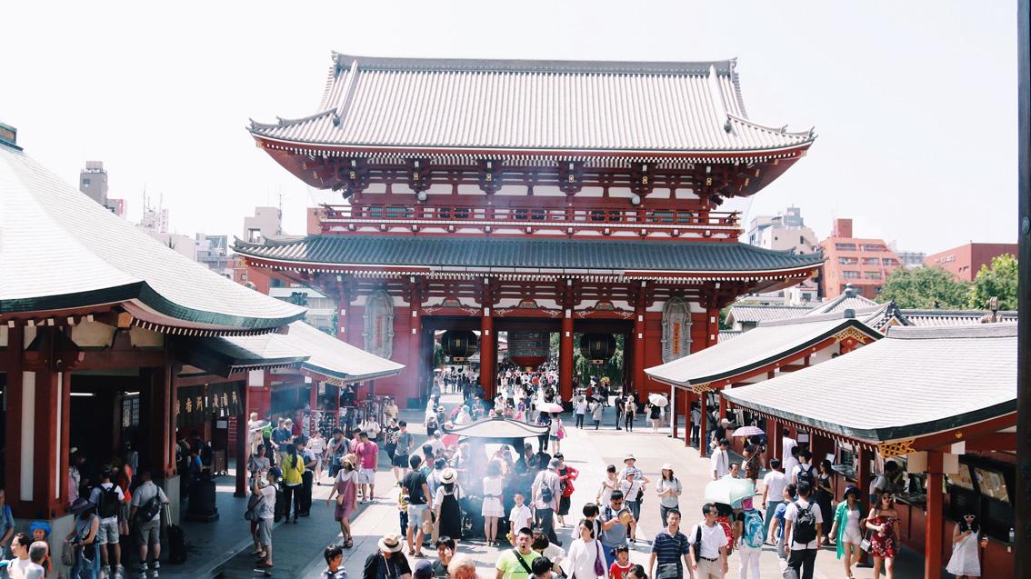 2 Giappotour 5: Tokyo, Sensō-ji Temple & Odaiba.