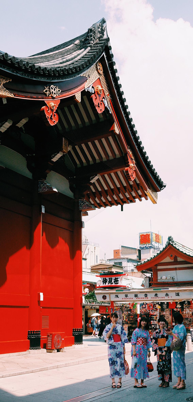 3 Giappotour 5: Tokyo, Sensō-ji Temple & Odaiba.