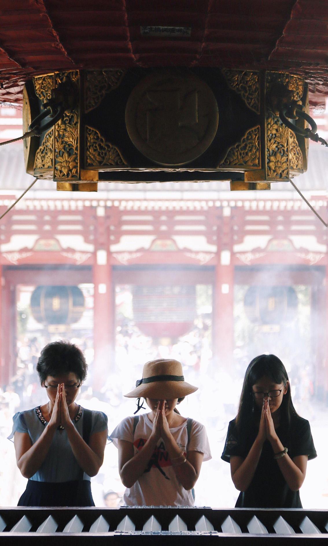 33 Giappotour 5: Tokyo, Sensō-ji Temple & Odaiba.