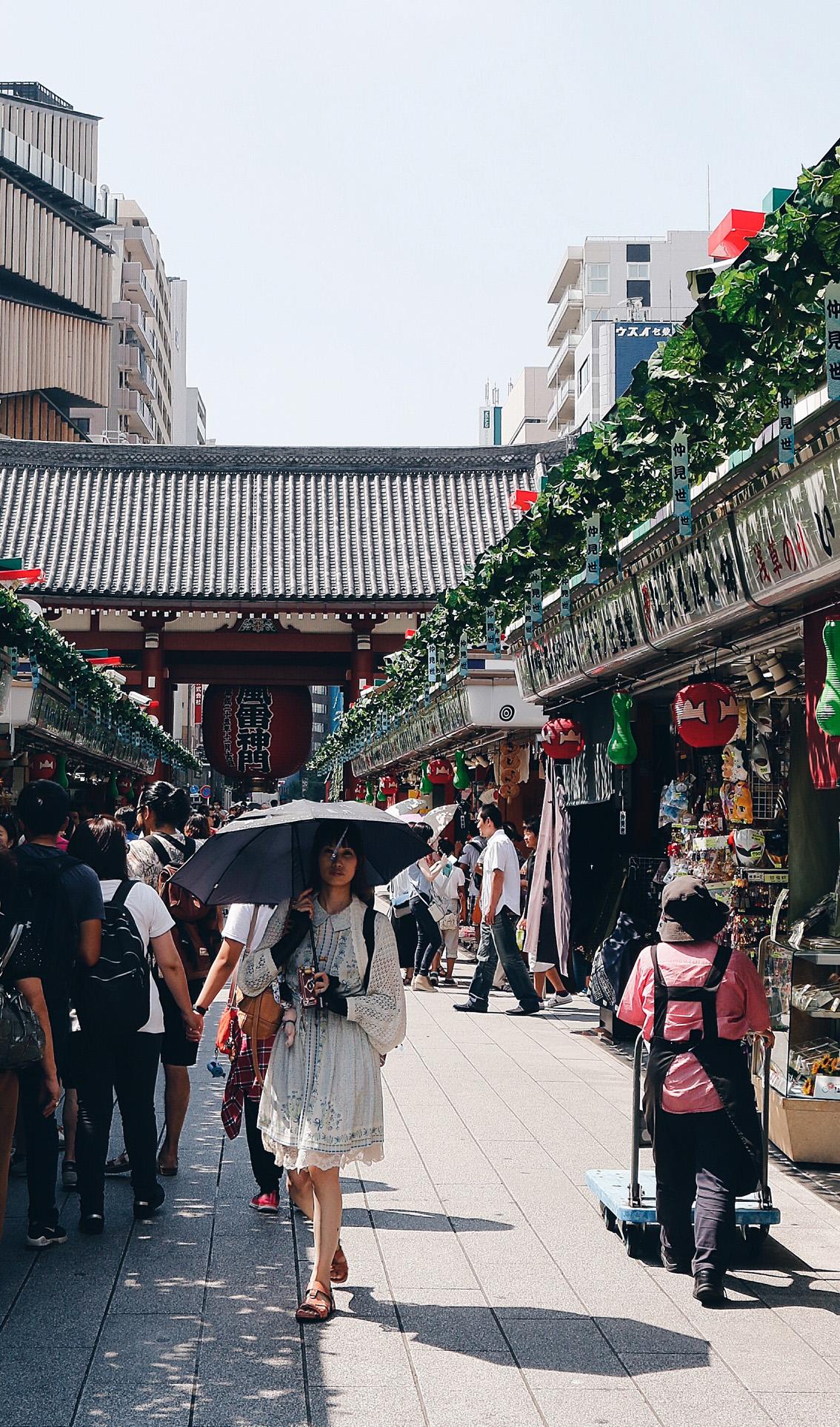 4 Giappotour 5: Tokyo, Sensō-ji Temple & Odaiba.
