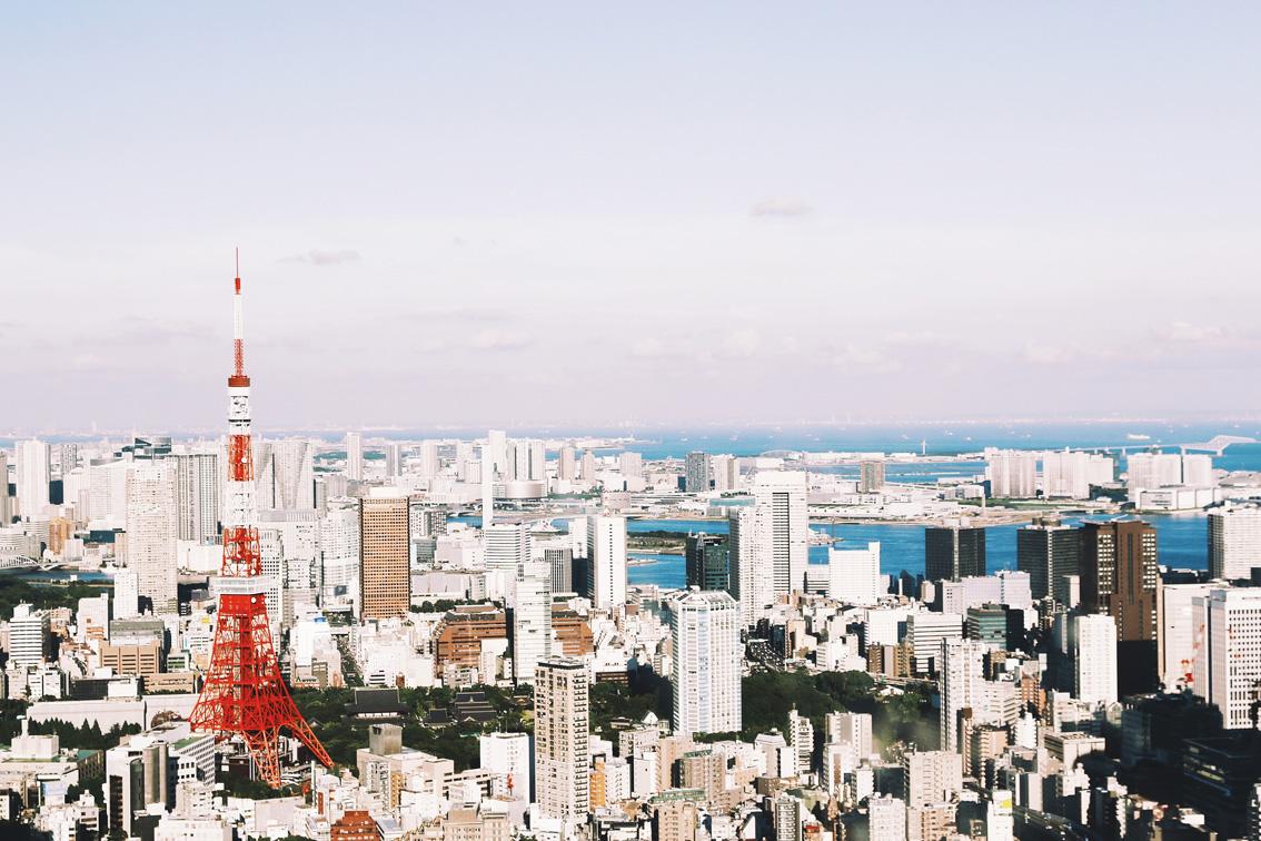 6-1 Giappotour: last day in Tokyo. Ueno, Ginza, Akihabara and Roppongi Hills.
