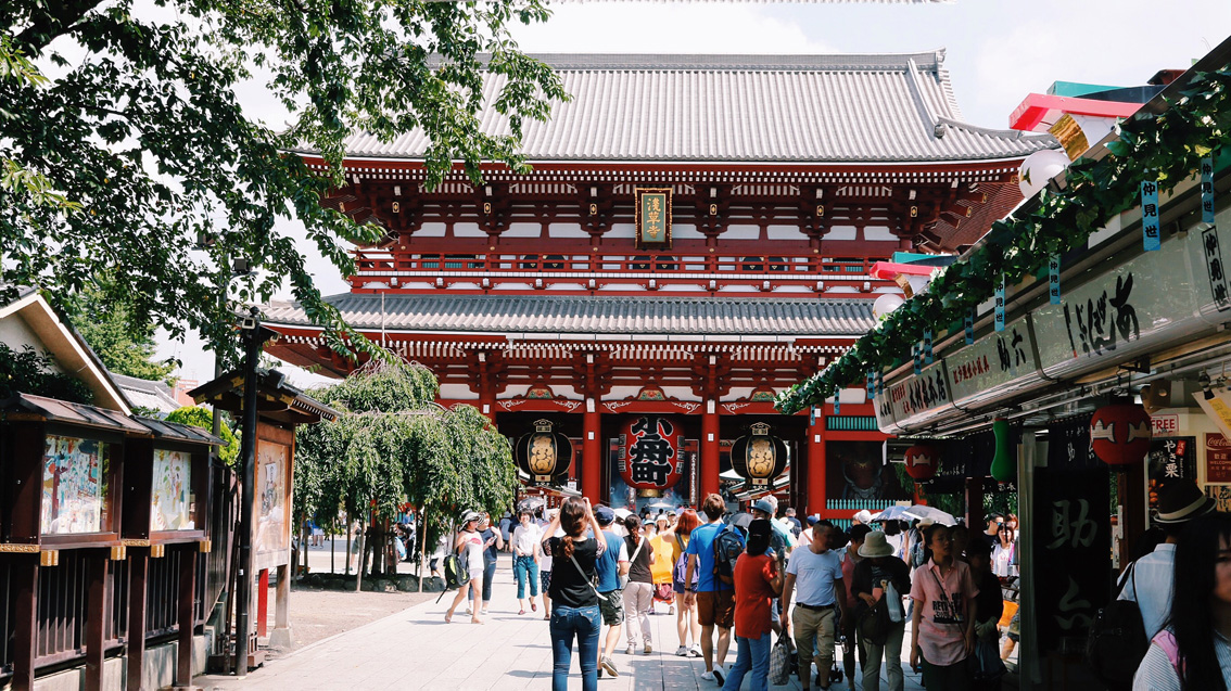 6 Giappotour 5: Tokyo, Sensō-ji Temple & Odaiba.
