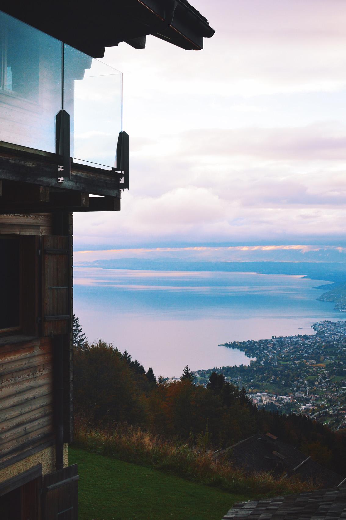 16 #GlionLuxury Voyage: un luogo magico a Montreux ed il ritorno a Milano.