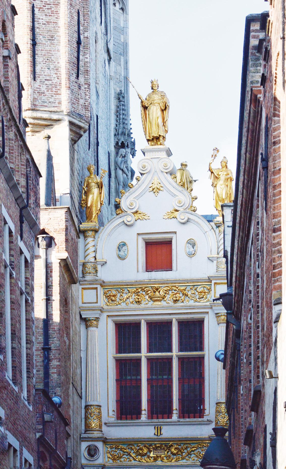 28-1 Un weekend in Belgio. Alla scoperta delle Fiandre: Bruges .