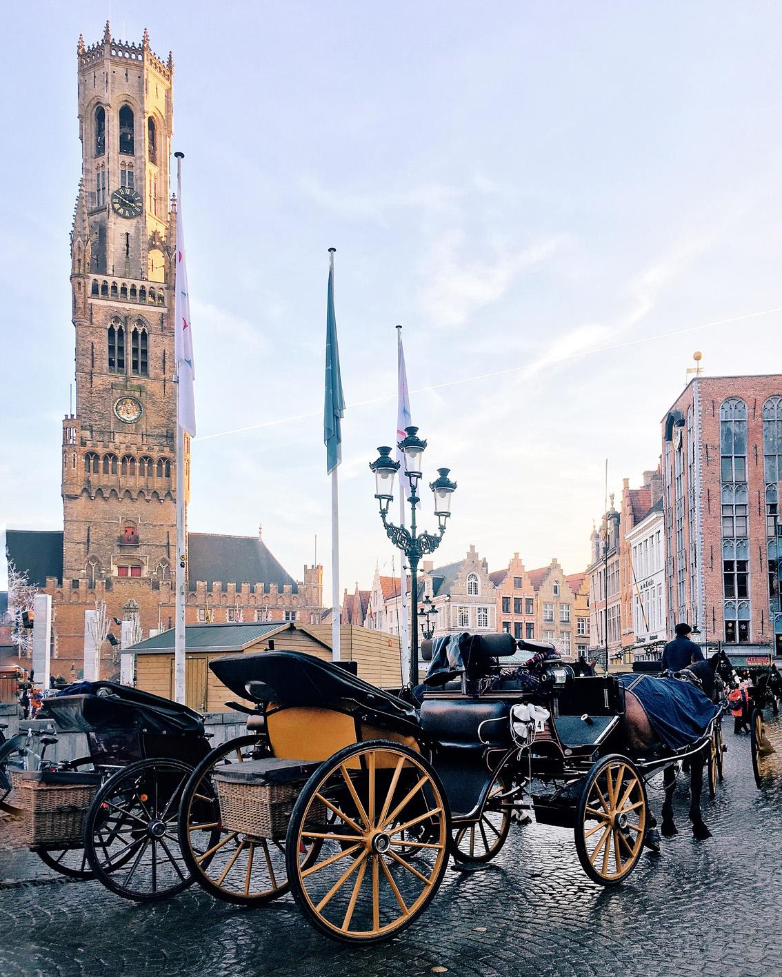 30-1 Un weekend in Belgio. Alla scoperta delle Fiandre: Bruges .