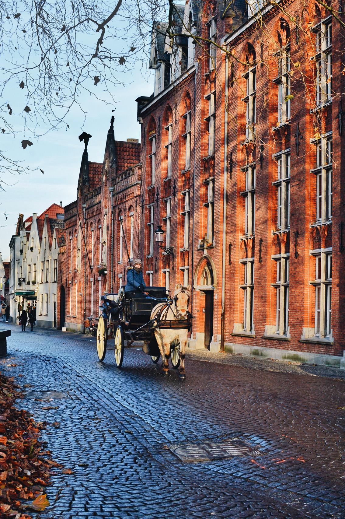 33-1 Un weekend in Belgio. Alla scoperta delle Fiandre: Bruges .