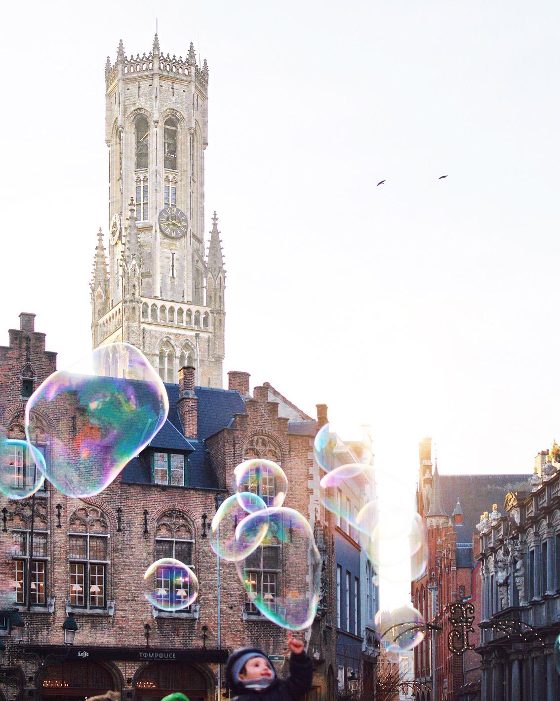 36-1 Un weekend in Belgio. Alla scoperta delle Fiandre: Bruges .