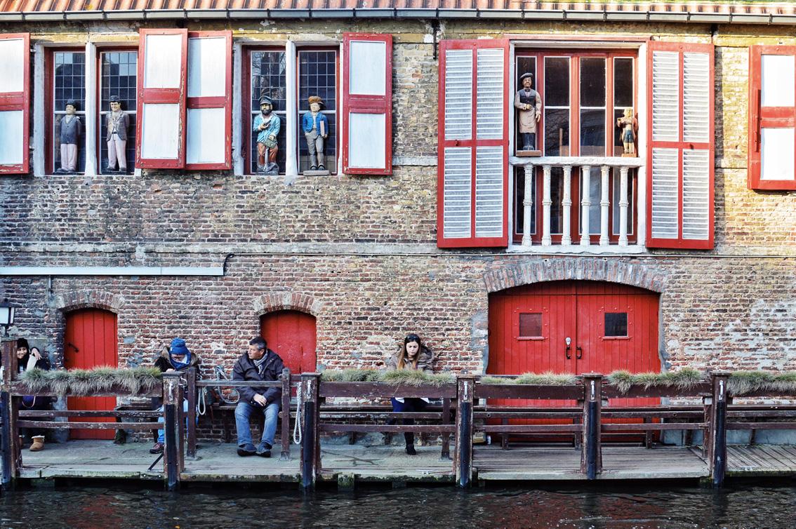 38-1 Un weekend in Belgio. Alla scoperta delle Fiandre: Bruges .