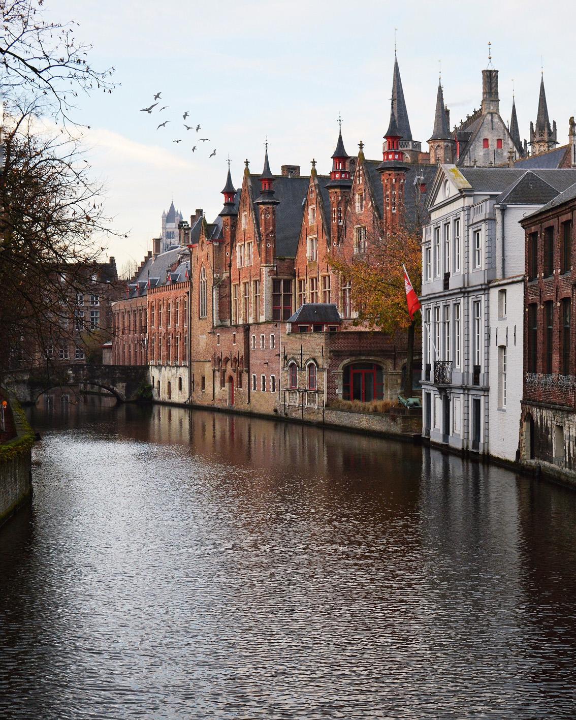 39 Un weekend in Belgio. Alla scoperta delle Fiandre: Bruges .