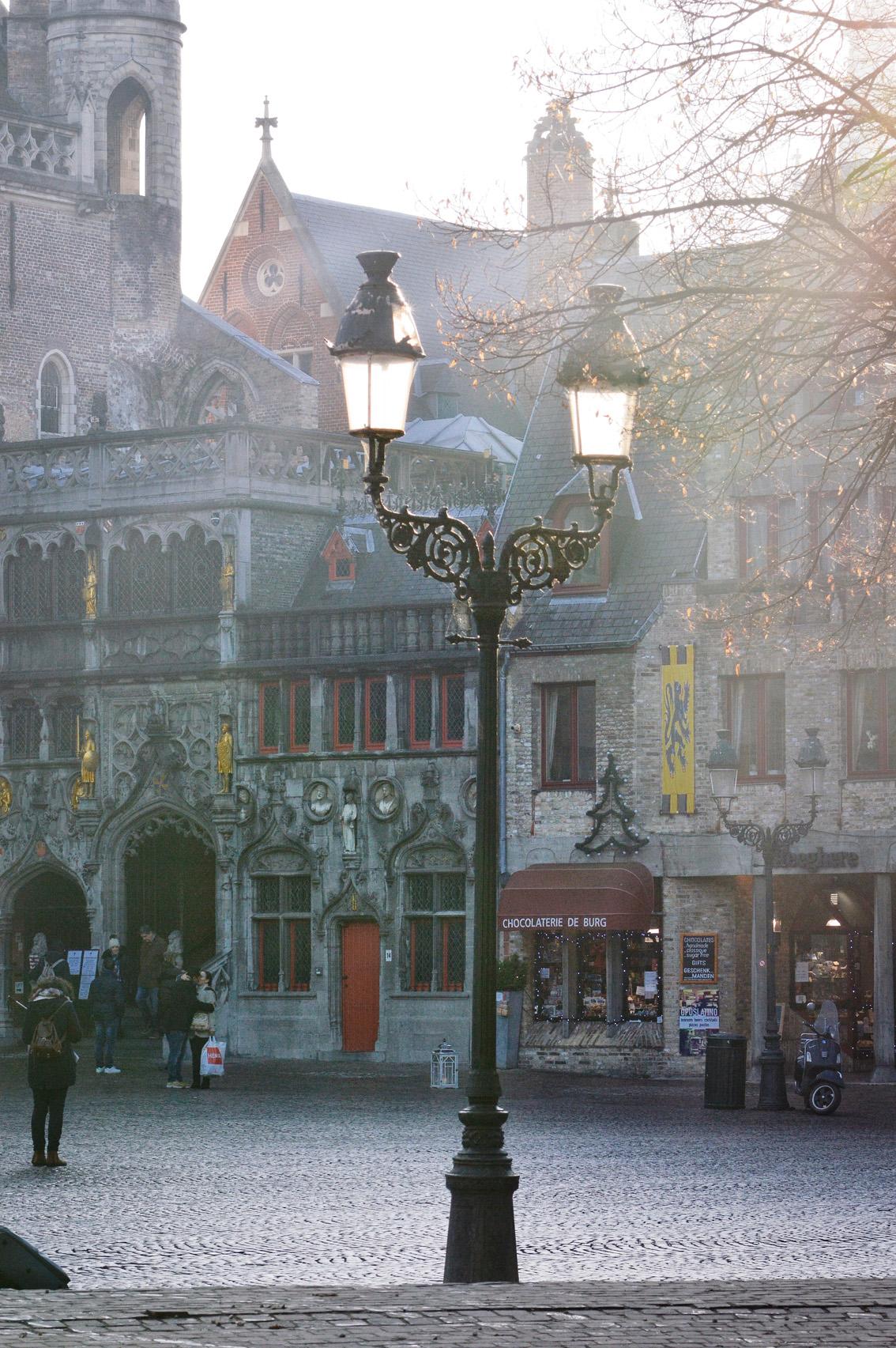 41-1 Un weekend in Belgio. Alla scoperta delle Fiandre: Bruges .