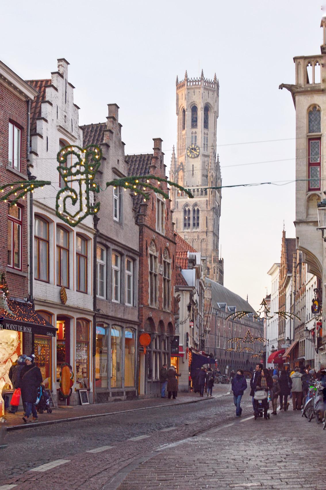 42 Un weekend in Belgio. Alla scoperta delle Fiandre: Bruges .